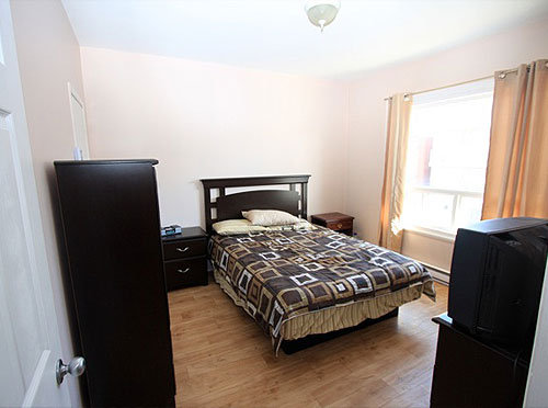 Room to rent, Limoilou